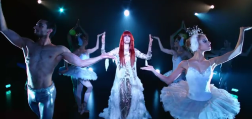 Florence and the machine, spectrum
